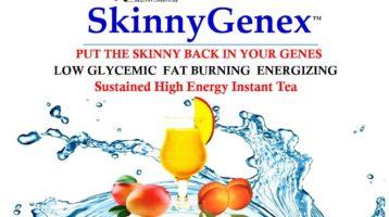 SkinnyGenexTea | Skinny Tea by Xtreme Healthy Lifestyles